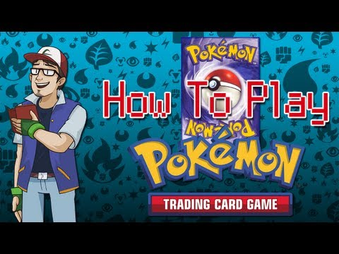 How to Play the Pokémon TCG - Part 1 - The Rules