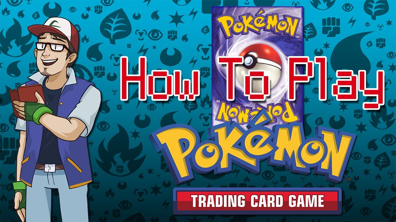 how to play pokemon card game