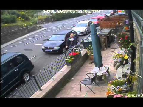 Linthwaite Rose thief - (epic fail)somewhere in the middle of England