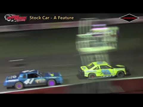 Stock Car Feature - Park Jefferson Speedway - 5/5/18
