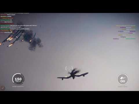 Just Cause 3 Multiplayer - World War 2 Plane Dogfight