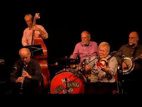 Red Wing Band del 1. Jazzkatten i Lidköping 7/10 2016
