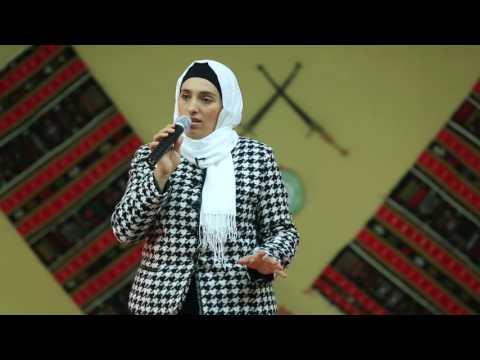 Positive Communication  Saoussen CHEBAIKI  TEDxOuargla