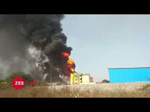 Watch: Massive fire tragedy averted in Medchal District, Telangana