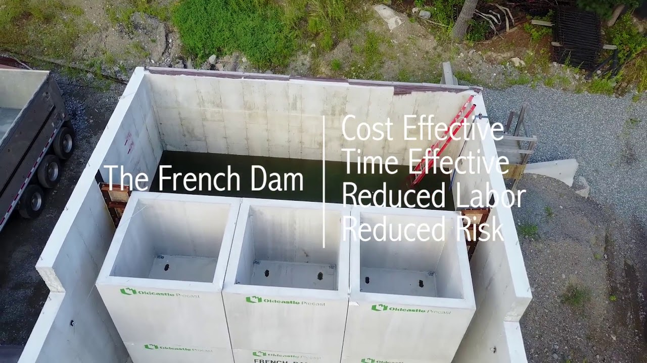 French Development Enterprises & Oldcastle Precast - Rapid