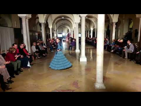 Desfile de moda infantil en VIVA by We Love Flamenco
