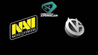 Navi vs VG CHINA DOTA2 SUPER MAJOR Highlights Dota 2