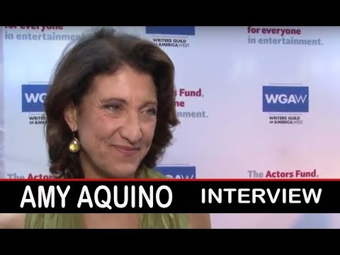 Amy Aquino on Fighting Alzheimer, Cooking Skills | Interview