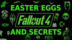 Fallout 4 All Easter Eggs And Secrets | Part 1