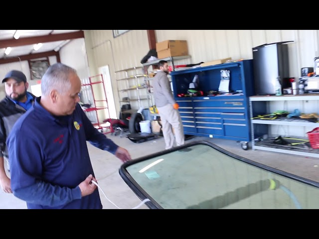 Big Windshield Replacement