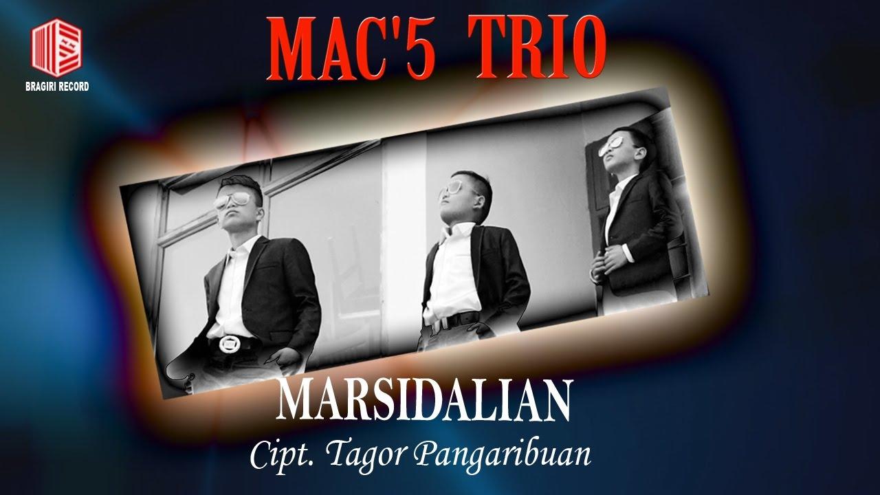 MAC'5 TRIO - MARSIDALIAN - YouTube