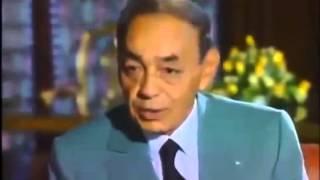 Interview Hassan II avec Anne Sinclair - 1993