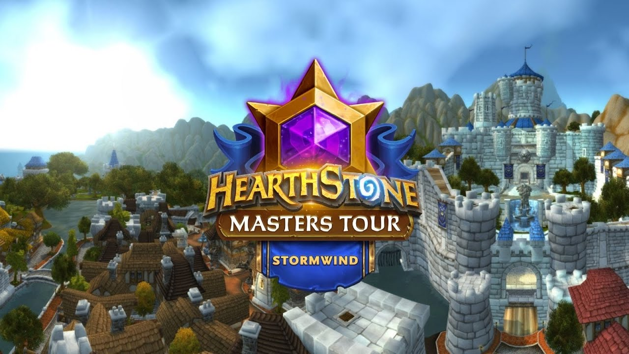 Hearthstone Masters Tour Stormwind Trailer