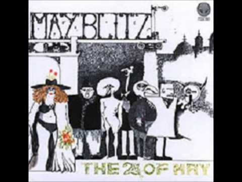 May Blitz - The 25th Of December 1969