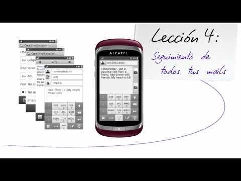 Alcatel One Touch 818 прошивка