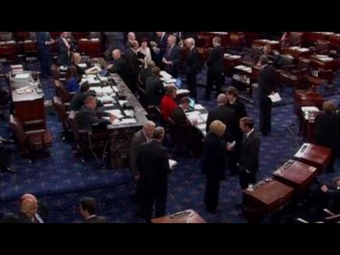 Senate votes to override President Obama's veto of 9/11 bill