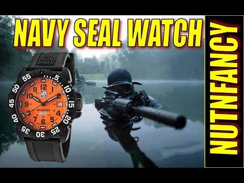 Luminox Dive Watch: Navy SEAL Choice