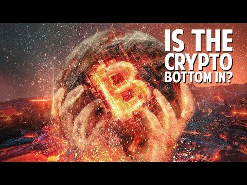 Is The Bitcoin/Crypto Bottom In?