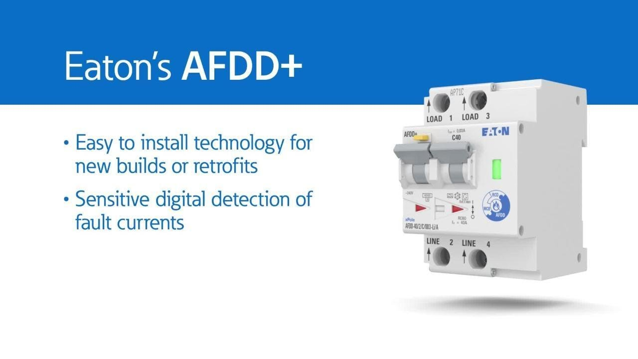 Do You Already Know All The Benefits Of Eatons Afdd Youtube Watch New Video And Learn To Easily Troubleshoot Any Afci Circuit