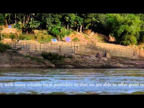 Dien Bien Phu, Vietnam to Muang Ngoi Neua, Laos by bus and boat