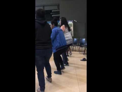 The Circle Dance at Wabanaki Culture Center