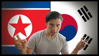 Video The difference between North and South Korea download MP3, 3GP, MP4, WEBM, AVI, FLV Juli 2018