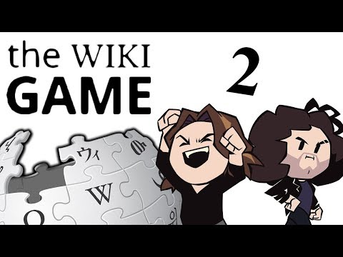 The Wiki Game: Anus - PART 2 - Game Grumps