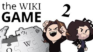 The Wiki Game: Anus   Part 2   Game Grumps