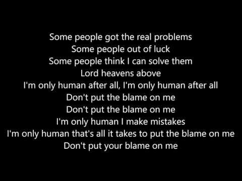 Rag'n'Bone Man - Human  ( LETRA )