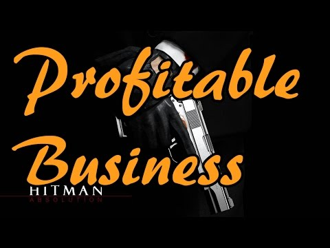 Hitman Profitable Business Hitman Absolution Online Contracts