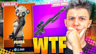 ¿Qué le pasa a FORTNITE..? - Ampeterby7
