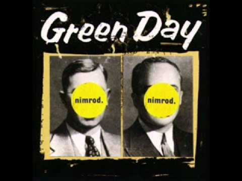 Green Day - The Grouch (Lyrics in Description)
