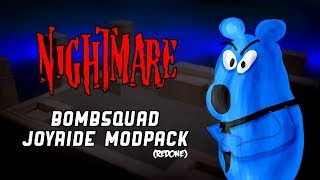 Nightmare Solo REDONE BombSquad Joyride Modpack