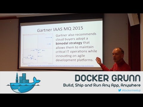 Docker kernel security - Bart Smith