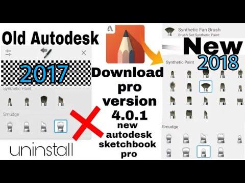 sketchbook autodesk apk
