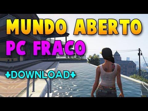 🎮 15 Jogos Para PC FRACO   Mundo Aberto 2019