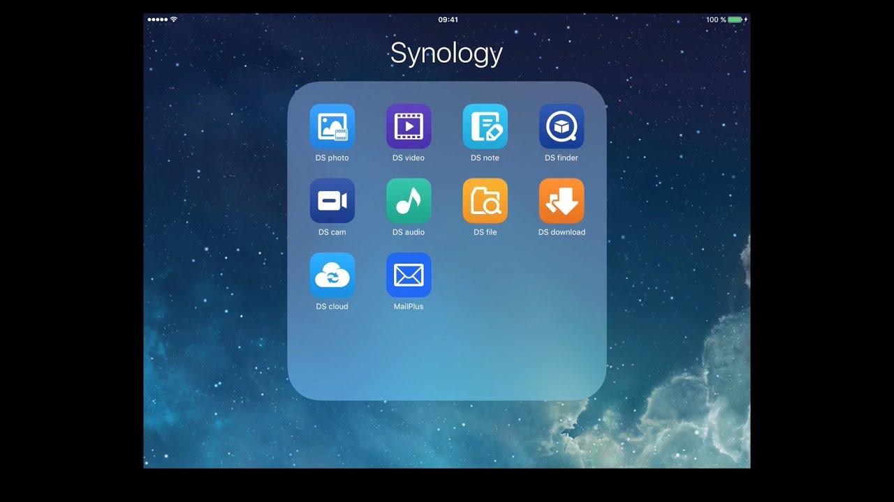 Synology DS216Play - iOS Apps für iPhone/iPad/iPod im Überblick