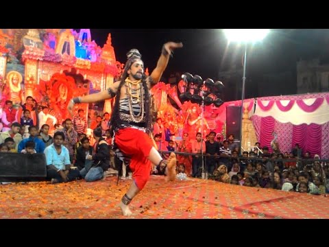 Shiva Tandav | Amazing Tandav Dance Of God Shiva | Shiv Parvati Jhanki | Aryan And Party