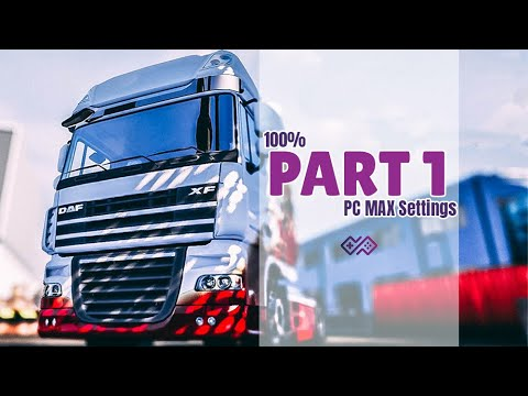 Download EURO TRUCK SIMULATOR 2 - 100% Walkthrough No Commentary - Part 1 [Ultra Settings]