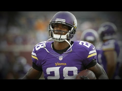 Adrian Peterson on Disciplining Children: 'I Won't Ever Use a Switch Again'