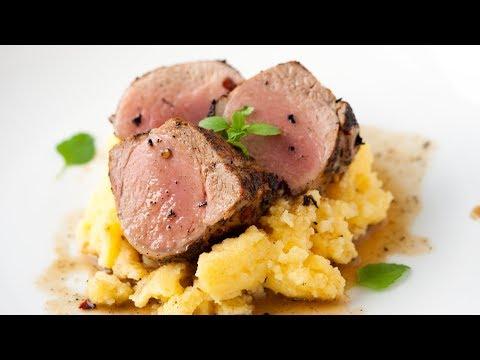 30 Minute, Simple Roasted Pork Tenderloin Recipe