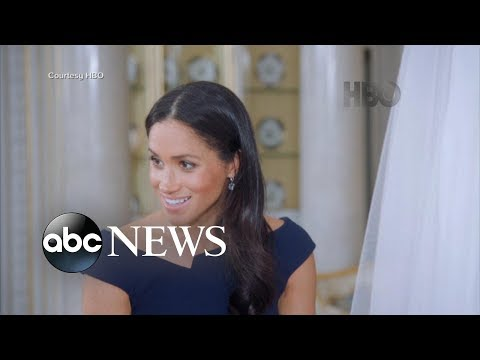 Meghan Markle reveals the ways she surprised Prince Harry on her wedding day