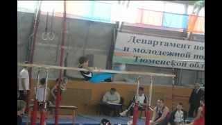 Спортивная гимнастика 2012(мальчики)