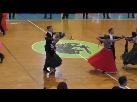 WDSF International Open Standard Italie, Faenze