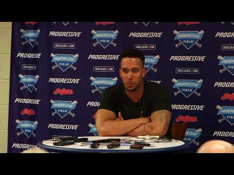 """Brantley on playing through the weather: """"It wasn't fun"""""""