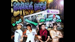 Pamela (Chu) - Los Superdotados Ft. K-jell y c-4 ( Manix Production`s).wmv
