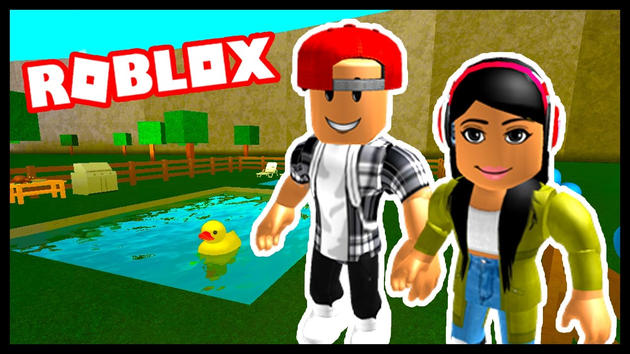 A House Party Roblox Live Youtube