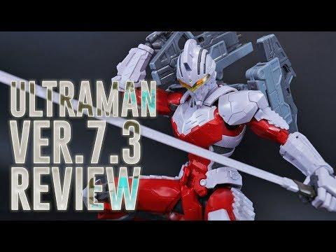 Ultraman Suit Ver.7.3 (Review)