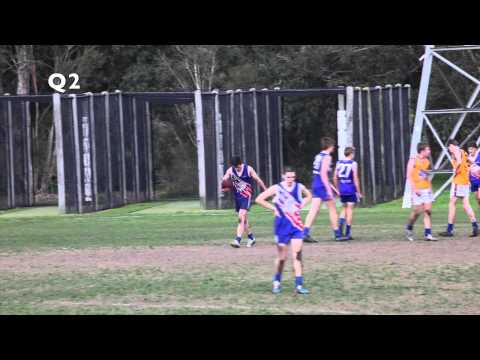 East Malvern U15 Div 1 v Beaumaris   27 July 2014
