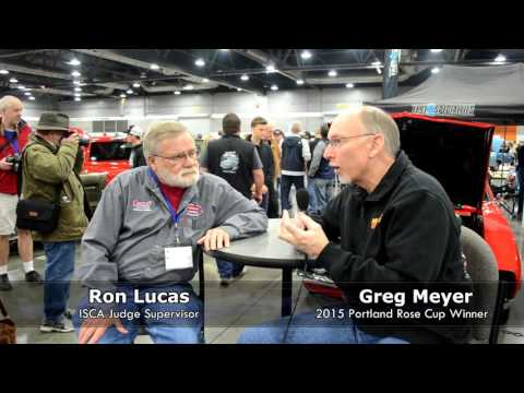 ISCA Judge Supervisor Ron Lucas Tell Us What Car Show Judges Look for and Much More